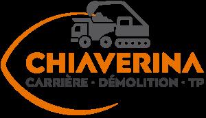 Chiaverina - Carrière - Démolition, TP