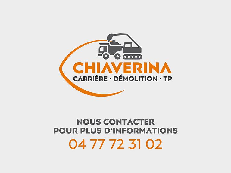 Chiaverina - Nous contacter