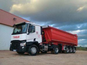 TMBR assure le transport de vos big bag à travers la France