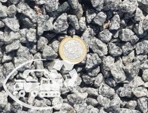 Gravillon 6/10 gris mouchete